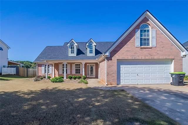 3025 Lincoln Log Way, Mcdonough, GA 30252 (MLS #6959093) :: Path & Post Real Estate