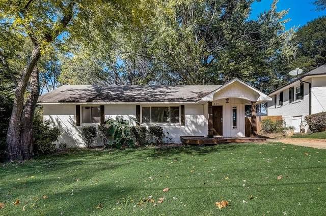 829 Frances Drive SE, Smyrna, GA 30080 (MLS #6959095) :: Path & Post Real Estate