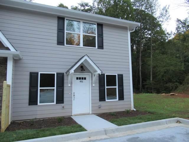 486 Wimpy Mill Road #0, Dahlonega, GA 30533 (MLS #6959107) :: Cindy's Realty Group