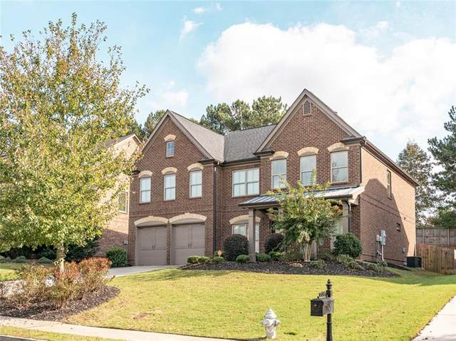 1103 Lakebend Drive, Lawrenceville, GA 30045 (MLS #6959117) :: Path & Post Real Estate