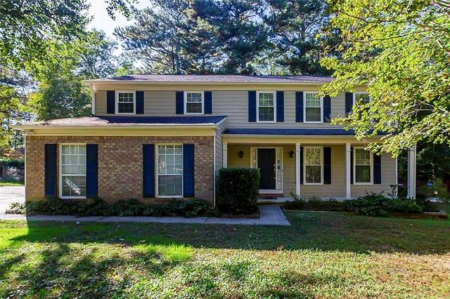 2100 Bishop Creek Drive, Marietta, GA 30062 (MLS #6959119) :: North Atlanta Home Team
