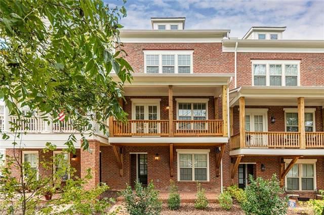 216 Haverstock Court #4, Marietta, GA 30060 (MLS #6959120) :: North Atlanta Home Team