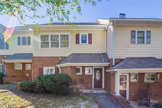 8610 Hope Mews, Atlanta, GA 30350 (MLS #6959121) :: RE/MAX Paramount Properties