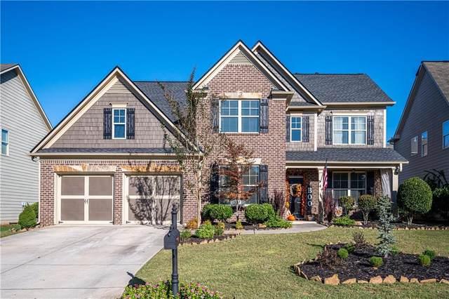 44 Mary Wallace Way, Dallas, GA 30157 (MLS #6959162) :: North Atlanta Home Team