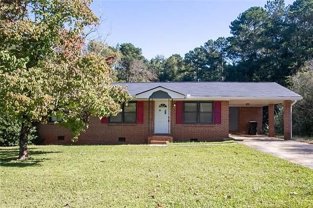 812 Cheatham Road, Griffin, GA 30223 (MLS #6959175) :: North Atlanta Home Team