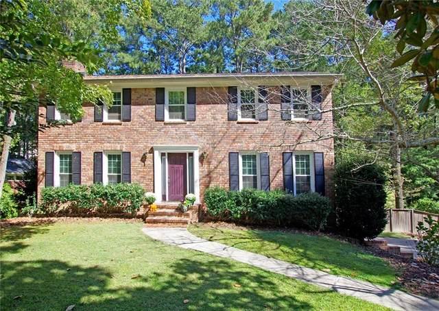 3982 Gunnin Road, Peachtree Corners, GA 30092 (MLS #6959180) :: North Atlanta Home Team