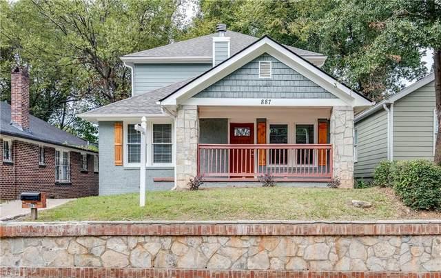 887 Thurmond Street NW, Atlanta, GA 30314 (MLS #6959231) :: Virtual Properties Realty