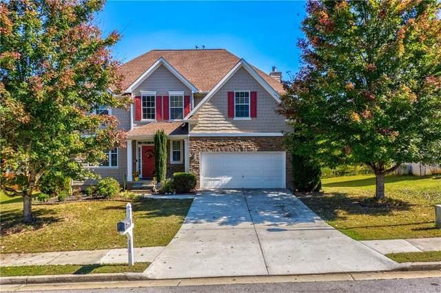 1353 Melrose Woods Lane, Lawrenceville, GA 30045 (MLS #6959241) :: North Atlanta Home Team