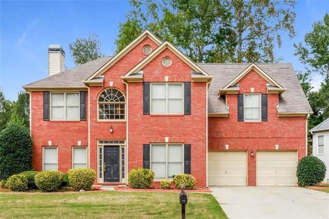 1221 Post Horn Run, Lawrenceville, GA 30045 (MLS #6959307) :: Path & Post Real Estate