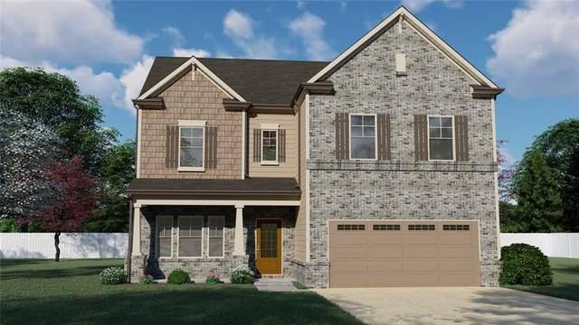 81 Sandhill Lane, Jefferson, GA 30549 (MLS #6959321) :: North Atlanta Home Team
