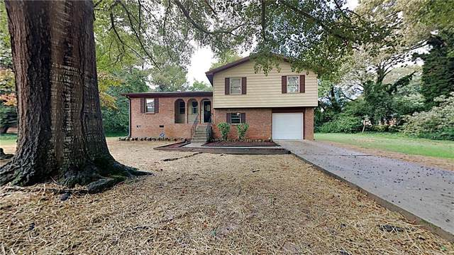 403 Emmett Street, Riverdale, GA 30274 (MLS #6959322) :: Path & Post Real Estate