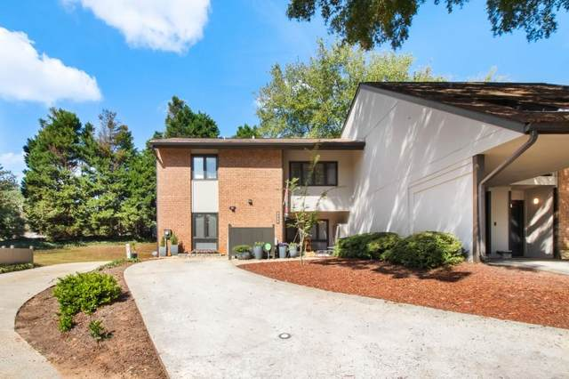 3206 Clairmont North, Brookhaven, GA 30329 (MLS #6959336) :: North Atlanta Home Team