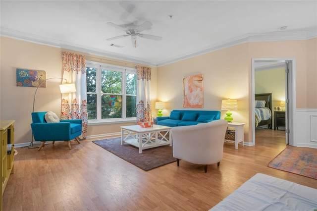 1850 Cotillion Drive #1104, Atlanta, GA 30338 (MLS #6959351) :: Tonda Booker Real Estate Sales