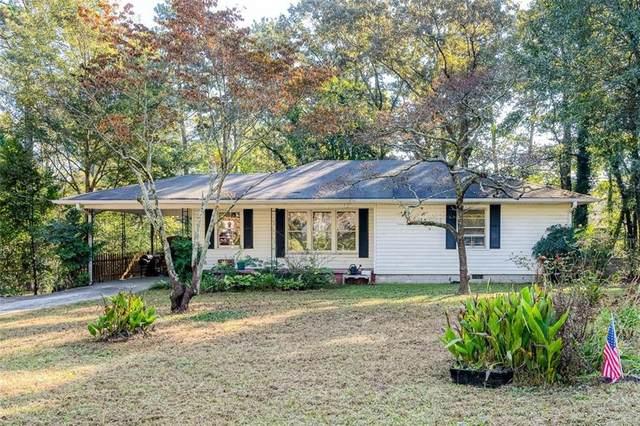 2235 Favor Road SW, Marietta, GA 30060 (MLS #6959360) :: North Atlanta Home Team