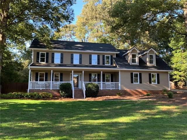1520 Bentridge Drive, Lawrenceville, GA 30043 (MLS #6959363) :: North Atlanta Home Team