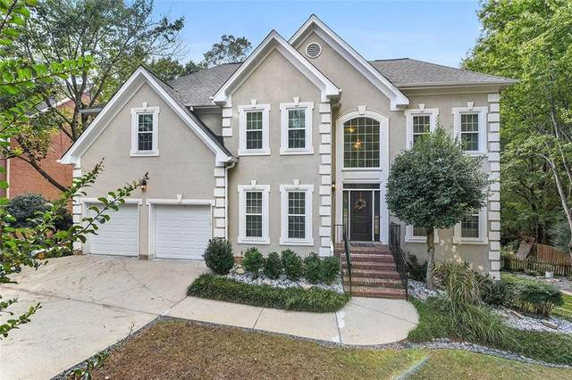4190 Park Brooke Drive, Alpharetta, GA 30022 (MLS #6959372) :: North Atlanta Home Team