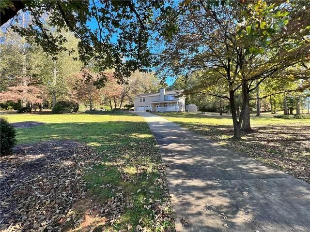 1745 Kilough Church Road, Dawsonville, GA 30534 (MLS #6959398) :: Cindy's Realty Group