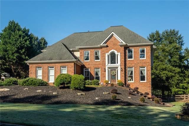 4058 Hickory Fairway Drive, Woodstock, GA 30188 (MLS #6959407) :: The Kroupa Team | Berkshire Hathaway HomeServices Georgia Properties