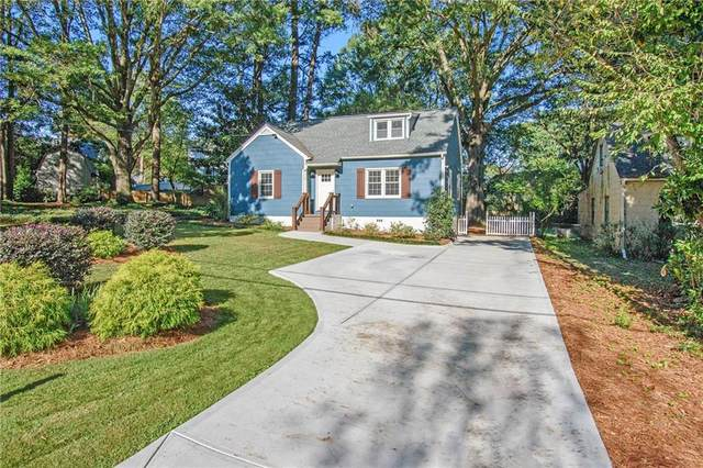 2390 Woodridge Drive, Decatur, GA 30033 (MLS #6959415) :: North Atlanta Home Team