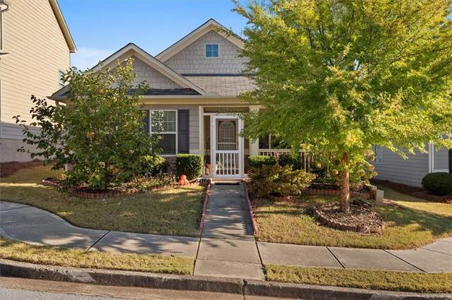 432 Parkstone Drive, Woodstock, GA 30188 (MLS #6959420) :: North Atlanta Home Team