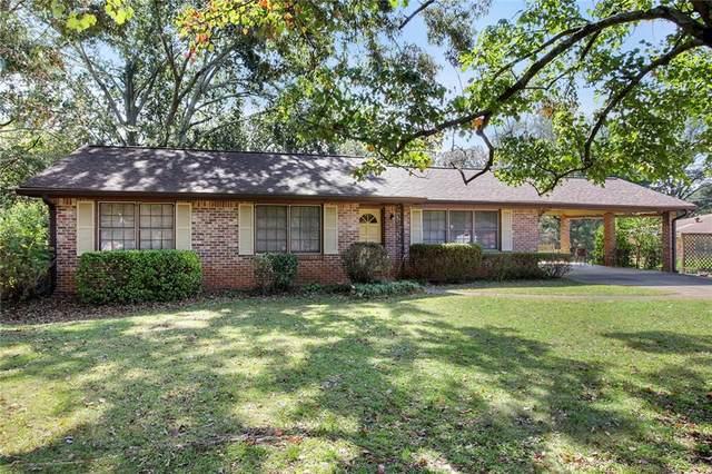 1514 Camelot Circle, Tucker, GA 30084 (MLS #6959434) :: North Atlanta Home Team