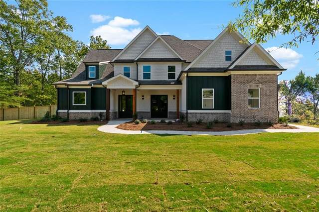 0 Flower Farm Drive, Acworth, GA 30101 (MLS #6959442) :: Path & Post Real Estate