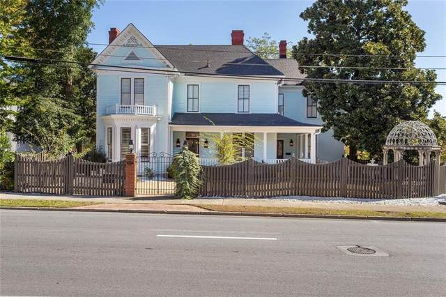 192 Church Street NE, Marietta, GA 30060 (MLS #6959455) :: North Atlanta Home Team