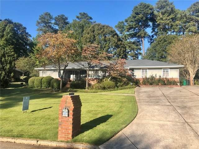 1731 Arrowhead Trail NE, Atlanta, GA 30345 (MLS #6959485) :: North Atlanta Home Team