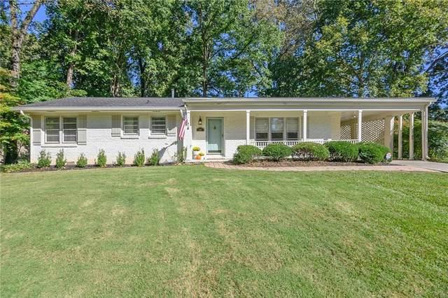 1364 Becket Drive NE, Brookhaven, GA 30319 (MLS #6959497) :: Dillard and Company Realty Group