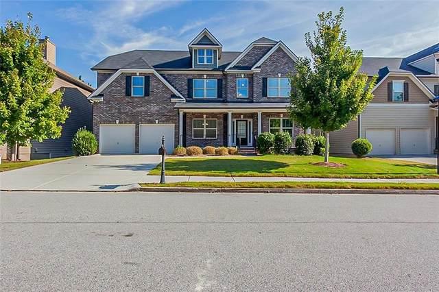 3764 Lake Haven Way, Atlanta, GA 30349 (MLS #6959519) :: North Atlanta Home Team