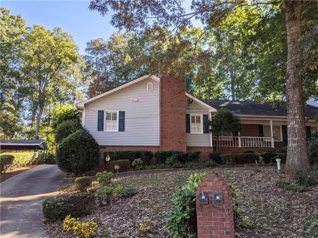 2617 Leeshire Court #1, Tucker, GA 30084 (MLS #6959541) :: North Atlanta Home Team