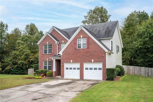 1797 Cedar Walk Lane, Conley, GA 30288 (MLS #6959556) :: Rock River Realty