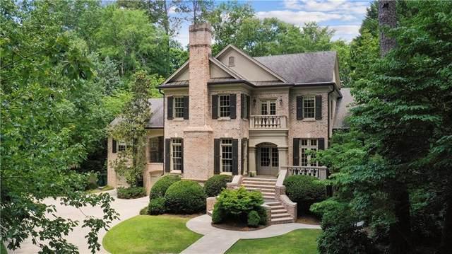 4917 Rebel Trail, Atlanta, GA 30327 (MLS #6959559) :: Virtual Properties Realty