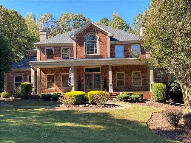 120 Stone Orchard Court, Alpharetta, GA 30004 (MLS #6959561) :: North Atlanta Home Team