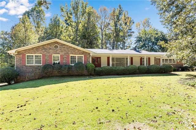 325 Hembree Road, Roswell, GA 30075 (MLS #6959568) :: The Kroupa Team | Berkshire Hathaway HomeServices Georgia Properties