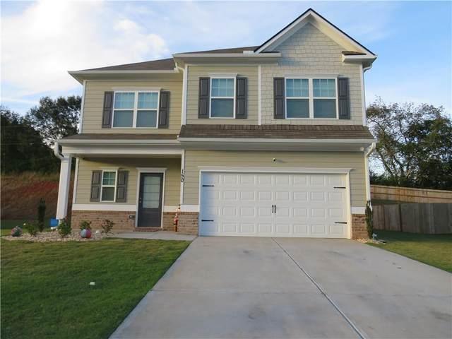150 Malbone Street SW, Cartersville, GA 30120 (MLS #6959576) :: Dillard and Company Realty Group