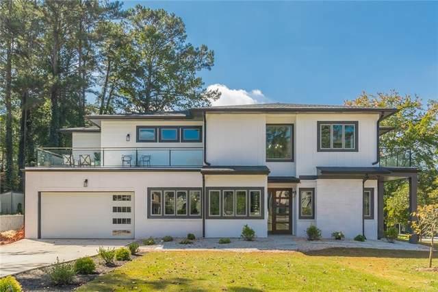 965 Old Tucker Road, Stone Mountain, GA 30087 (MLS #6959590) :: North Atlanta Home Team