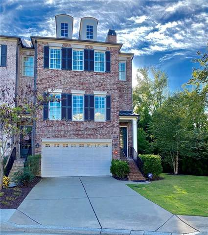 475 Rose Garden Lane, Alpharetta, GA 30009 (MLS #6959594) :: Scott Fine Homes at Keller Williams First Atlanta
