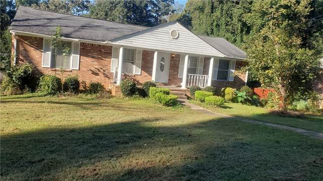 6079 Winview Drive, Forest Park, GA 30297 (MLS #6959605) :: North Atlanta Home Team