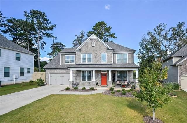 927 Halletts Peak, Lawrenceville, GA 30044 (MLS #6959619) :: Path & Post Real Estate