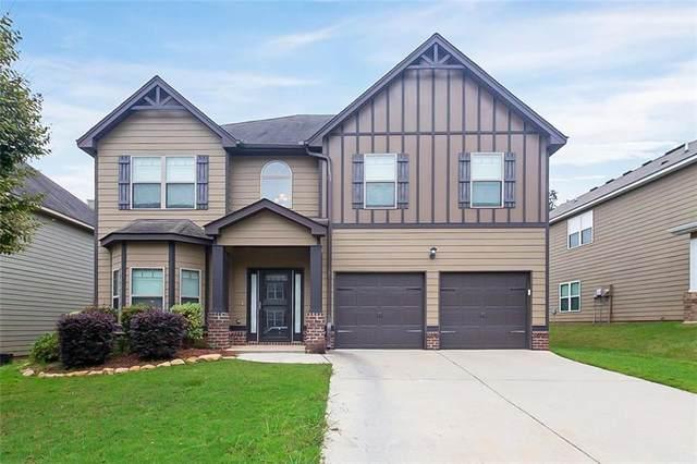 7482 Springbox Drive, Fairburn, GA 30213 (MLS #6959627) :: North Atlanta Home Team