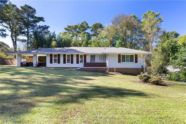 1613 Huntington Drive, Marietta, GA 30066 (MLS #6959629) :: Path & Post Real Estate