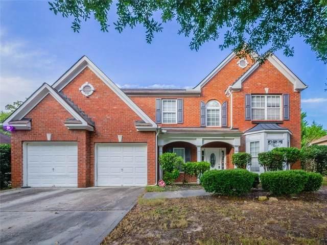 6120 Riveroak Terrace, Atlanta, GA 30349 (MLS #6959632) :: Path & Post Real Estate