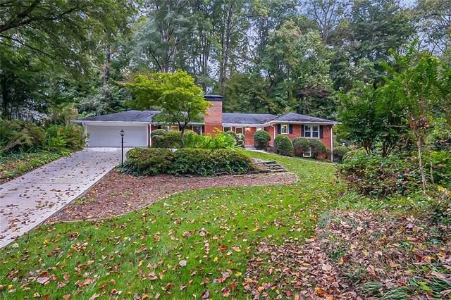 6835 Castleton Drive, Atlanta, GA 30328 (MLS #6959641) :: Path & Post Real Estate