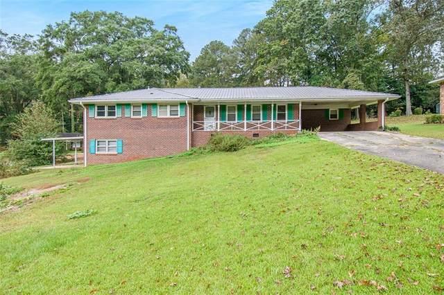887 Rockbridge Way, Norcross, GA 30093 (MLS #6959644) :: North Atlanta Home Team