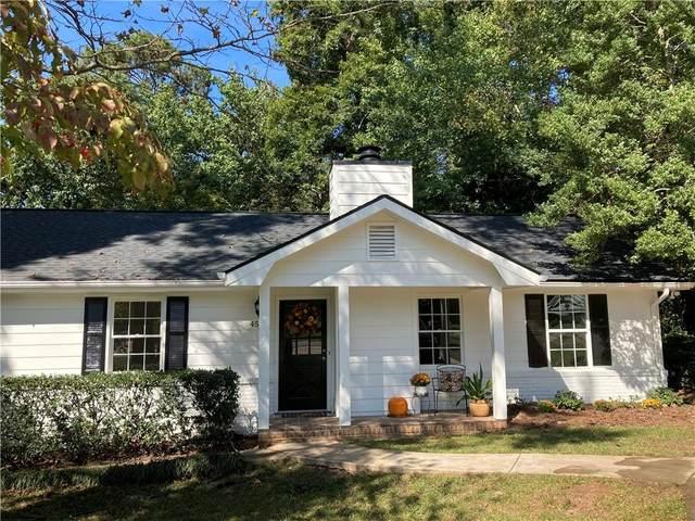 4521 Thompson Mill Road, Buford, GA 30518 (MLS #6959645) :: Path & Post Real Estate