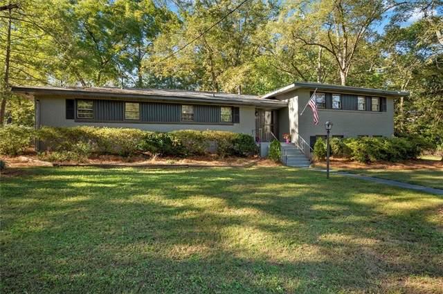 801 Prince Avenue, Marietta, GA 30062 (MLS #6959653) :: North Atlanta Home Team