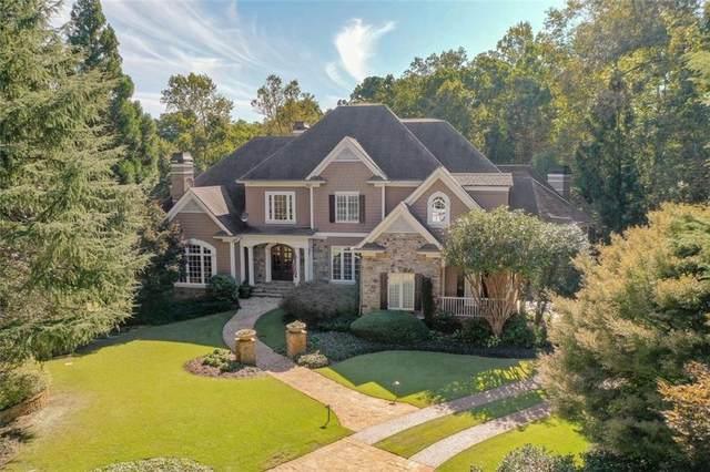 574 Gramercy Drive NE, Marietta, GA 30068 (MLS #6959666) :: Virtual Properties Realty