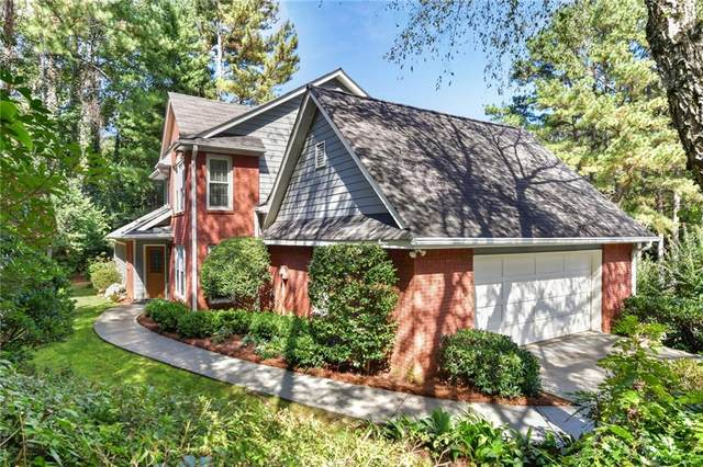 1023 Shady Valley Place NE, Brookhaven, GA 30324 (MLS #6959675) :: Path & Post Real Estate