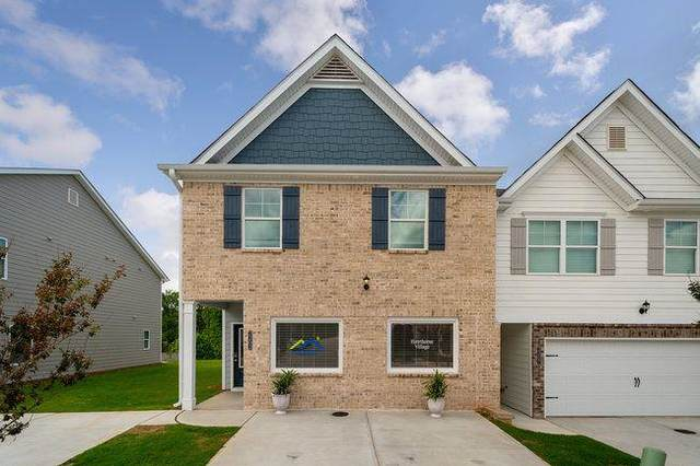 1840 Fabian Way Lot 9, Austell, GA 30106 (MLS #6959688) :: North Atlanta Home Team